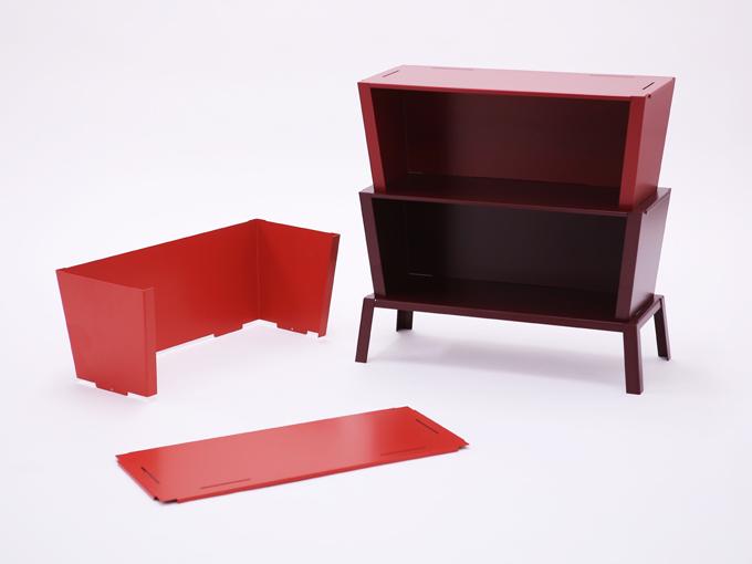 Shelf System 96°