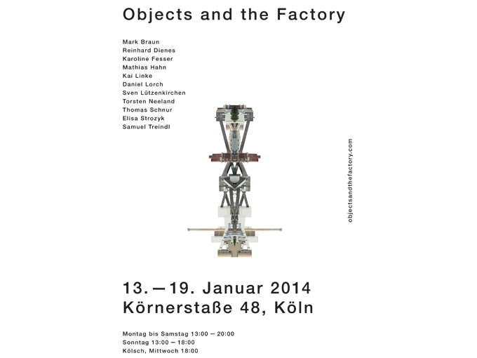 Objects and the factory