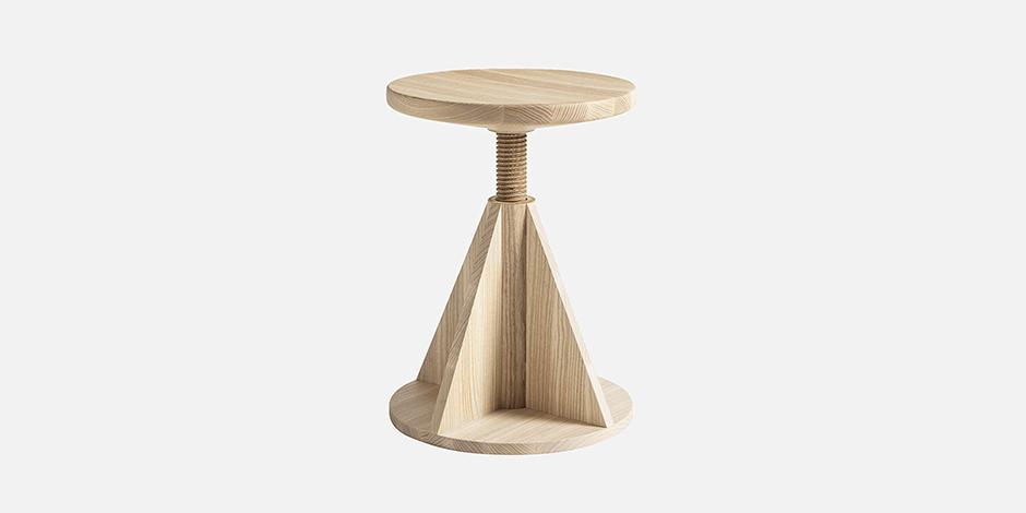 Delightful Einfache Dekoration Und Mobel Interview Mit Karoline Fesser #6: All Wood Stool_Hem_940x470